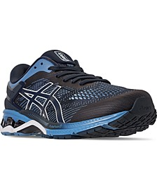 Men's GEL-Kayano 26 Wide Width Running Sneakers from Finish Line