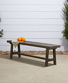 Renaissance Outdoor Patio Dining Picnic Bench