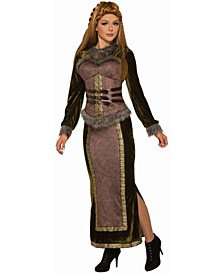 Women's Viking Goddess Adult Costume