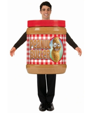Peanut Butter Adult Costume