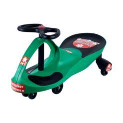 Lil' Rider Ambulance Car Ride on Wiggle Car
