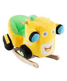 Happy Trails Rocking Train Toy