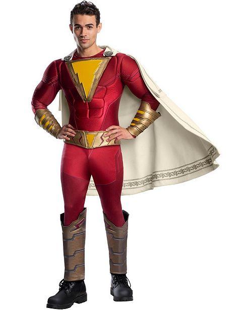 BuySeasons Men's Shazam Grand Heritage Adult Costume
