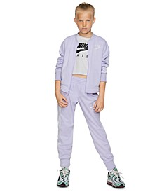 Big Girls 2-Pc. Sportswear Jacket & Pants Tracksuit