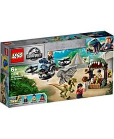 LEGO  Dilophosaurus on the Loose 75934