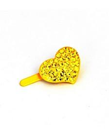 Mini Heart Barrette