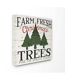 Farm Fresh Christmas Trees Art Collection
