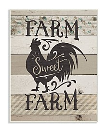 Farm Sweet Farm Rustic Rooster Art Collection