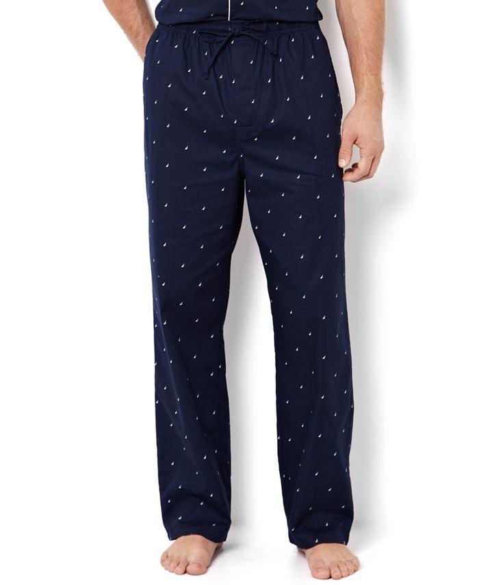 Nautica - Men's Signature Pajama Pants