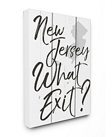 New Jersey What Exit Art Collection