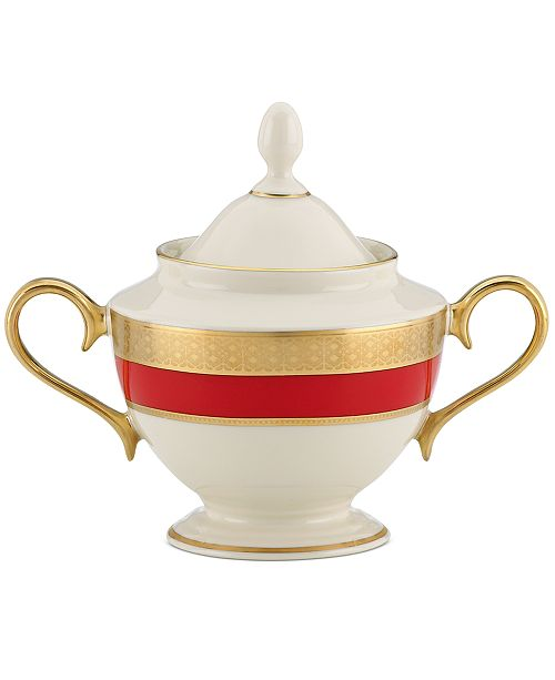 Lenox Embassy Sugar Bowl