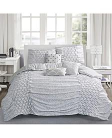 Carnival 6-Piece Comforter Set - Queen