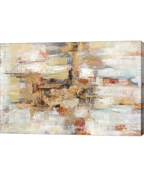 "Metaverse Old Bridge Reminiscence by Silvia Vassileva Canvas Art, 29.5"" x 20"""