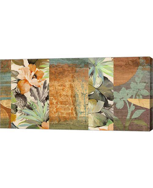 "Metaverse Jungle I by Eve C. Grant Canvas Art, 32"" x 16"""