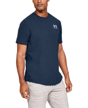 Under Armour Men's Sportstyle Essential T-Shirt In Academy