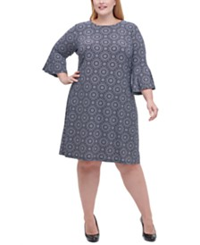 Tommy Hilfiger Plus Size Knit Dress