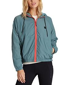 Transport Hooded Windbreaker Jacket