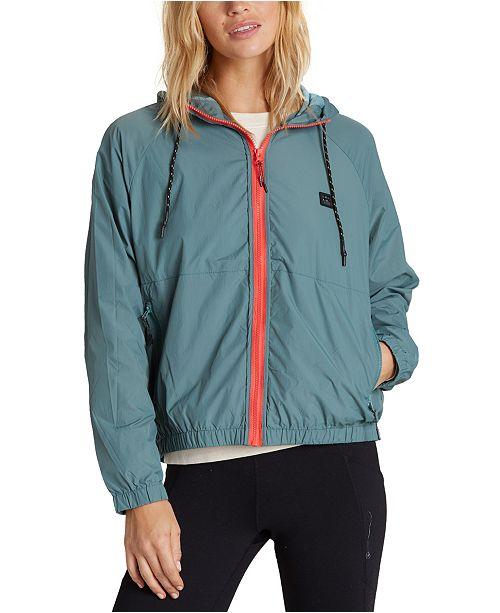 Billabong Transport Hooded Windbreaker Jacket