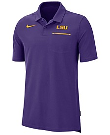 Men's LSU Tigers Dry Polo