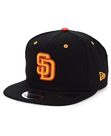 New Era San Diego Padres Orange Pop 9FIFTY Cap
