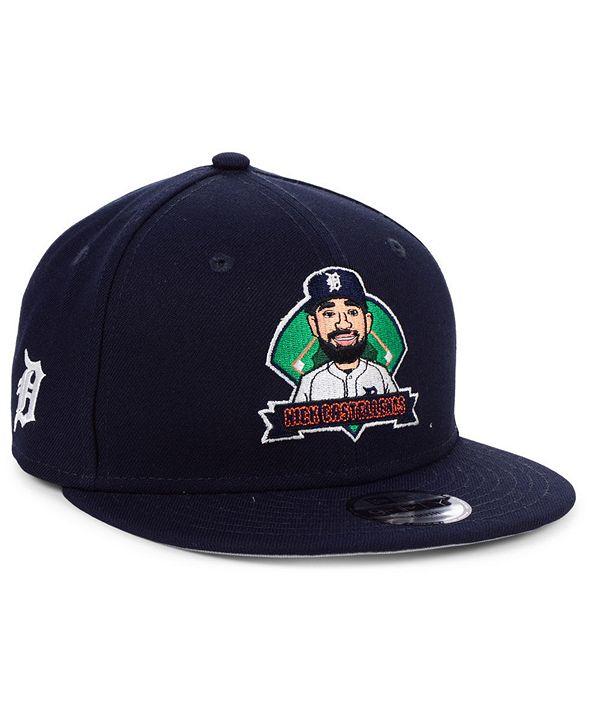 New Era Big Boys Nick Castellanos Detroit Tigers Lil Player 9FIFTY Snapback Cap