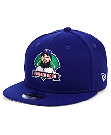 Big Boys Rougned Odor Texas Rangers Lil Player 9FIFTY Snapback Cap