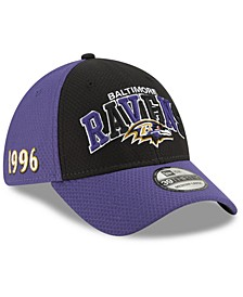 Baltimore Ravens On-Field Sideline Home 39THIRTY Cap