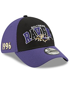 New Era Baltimore Ravens On-Field Sideline Home 39THIRTY Cap