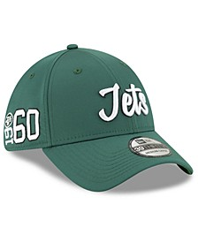 New York Jets On-Field Sideline Home 39THIRTY Cap