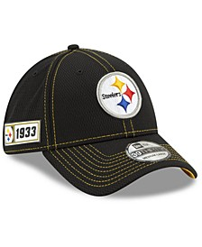 Pittsburgh Steelers On-Field Sideline Road 39THIRTY Cap