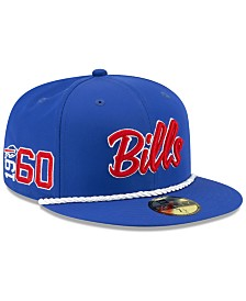 New Era Buffalo Bills On-Field Sideline Home 59FIFTY-FITTED Cap