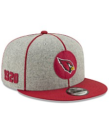New Era Arizona Cardinals On-Field Sideline Home 9FIFTY Cap