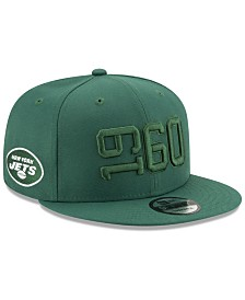 New Era New York Jets On-Field Alt Collection 9FIFTY Snapback Cap