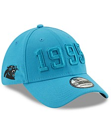 Carolina Panthers On-Field Alt Collection 39THIRTY Stretch Fitted Cap