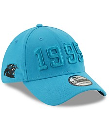 New Era Carolina Panthers On-Field Alt Collection 39THIRTY Stretch Fitted Cap
