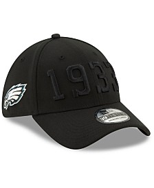 New Era Philadelphia Eagles On-Field Alt Collection 39THIRTY Stretch Fitted Cap