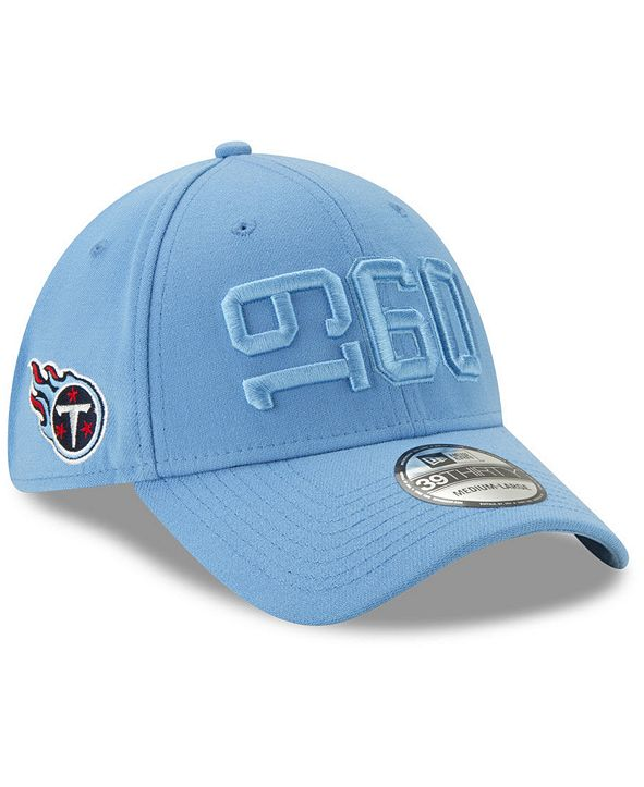 New Era Tennessee Titans On-Field Alt Collection 39THIRTY Stretch Fitted Cap