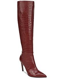Fraya Croco Boots