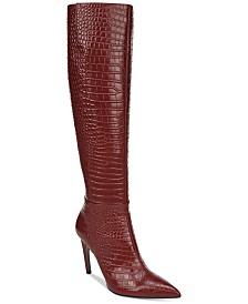 Sam Edelman Fraya Croco Boots