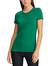 Stretch Knit T-Shirt