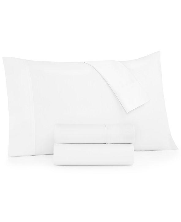 AQ Textiles Parker 1200-Thread Count 4-Pc. Queen Sheet Set