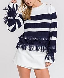 Nautical Knit Sweater