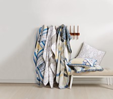 Martha Stewart Collection La Dolce Vita Quilt and Sham Collection, Created for Macy's