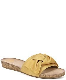 Fergalicious Moshi Slide Flat Sandals