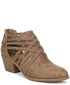 Bunker Cut Out Booties