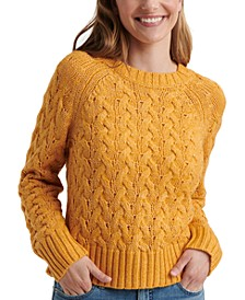 Quinn Cable-Knit Sweater