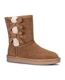 Big Girls Victoria Short Boots