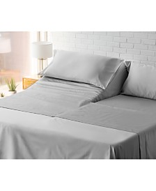 Charter Club Damask Split King 5-Pc Sheet Set, 550 Thread Count 100% Supima Cotton, Created for Macy's
