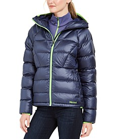 Women's Hype Down Hooded Jacket