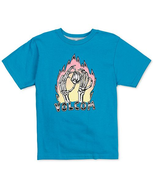 Volcom Toddler & Little Boys Graphic-Print Cotton T-Shirt